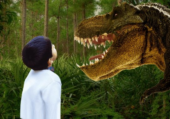 Travel Back in Time with Dinos Alive!