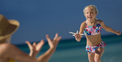 Summer Vacation Beach Fun on Florida's Most Family-Friendly Beaches