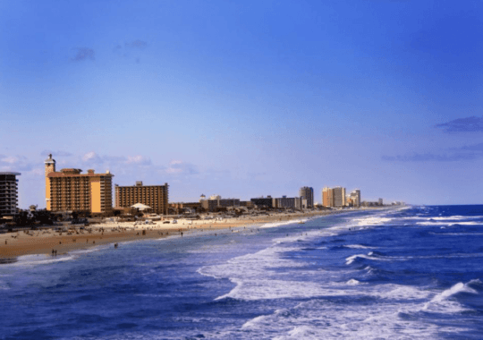 The Striking Beauty of Daytona Beach, Florida