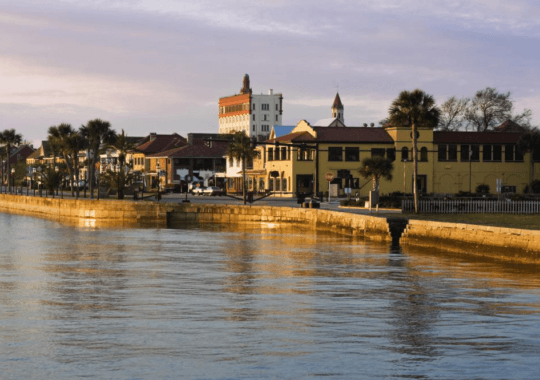 The Wonders in the City of St. Augustine, Florida