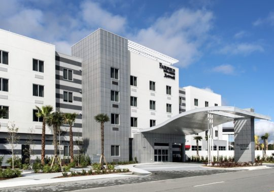 Make Your Daytona Vacation a Winner at the Fairfield Inn & Suites Daytona Beach Speedway/Airport