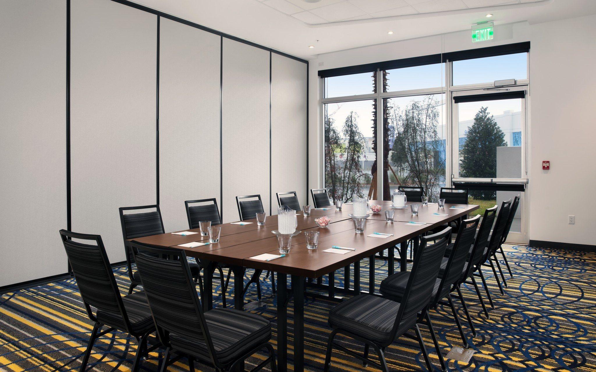 Fairfield Inn & Suites Daytona Beach Speedway/Airport meeting room