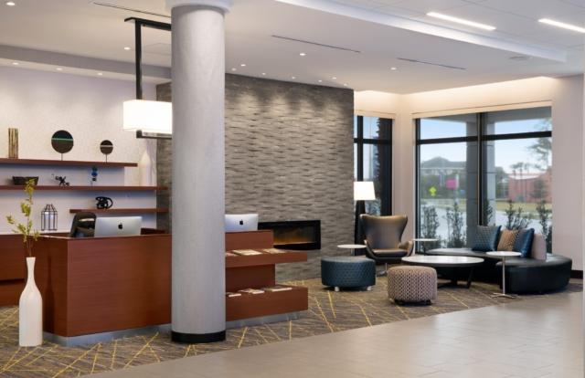 Fairfield Inn & Suites Daytona Beach Speedway/Airport business center