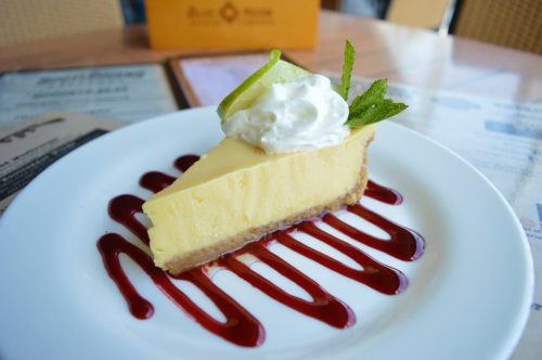 Famous Food Florida Key Lime Pie