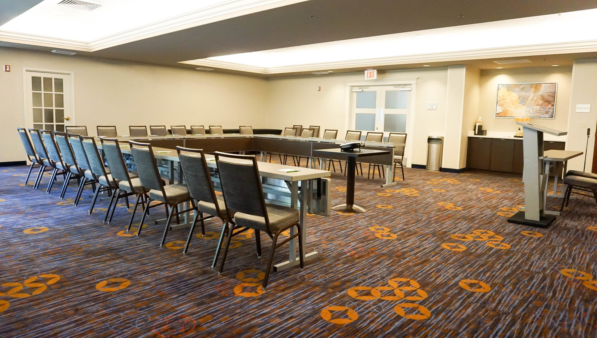 Courtyard Fort Lauderdale Coral Springs in Florida meeting room