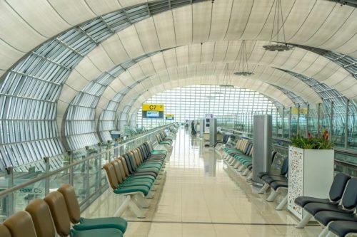 Florida Airport Terminal