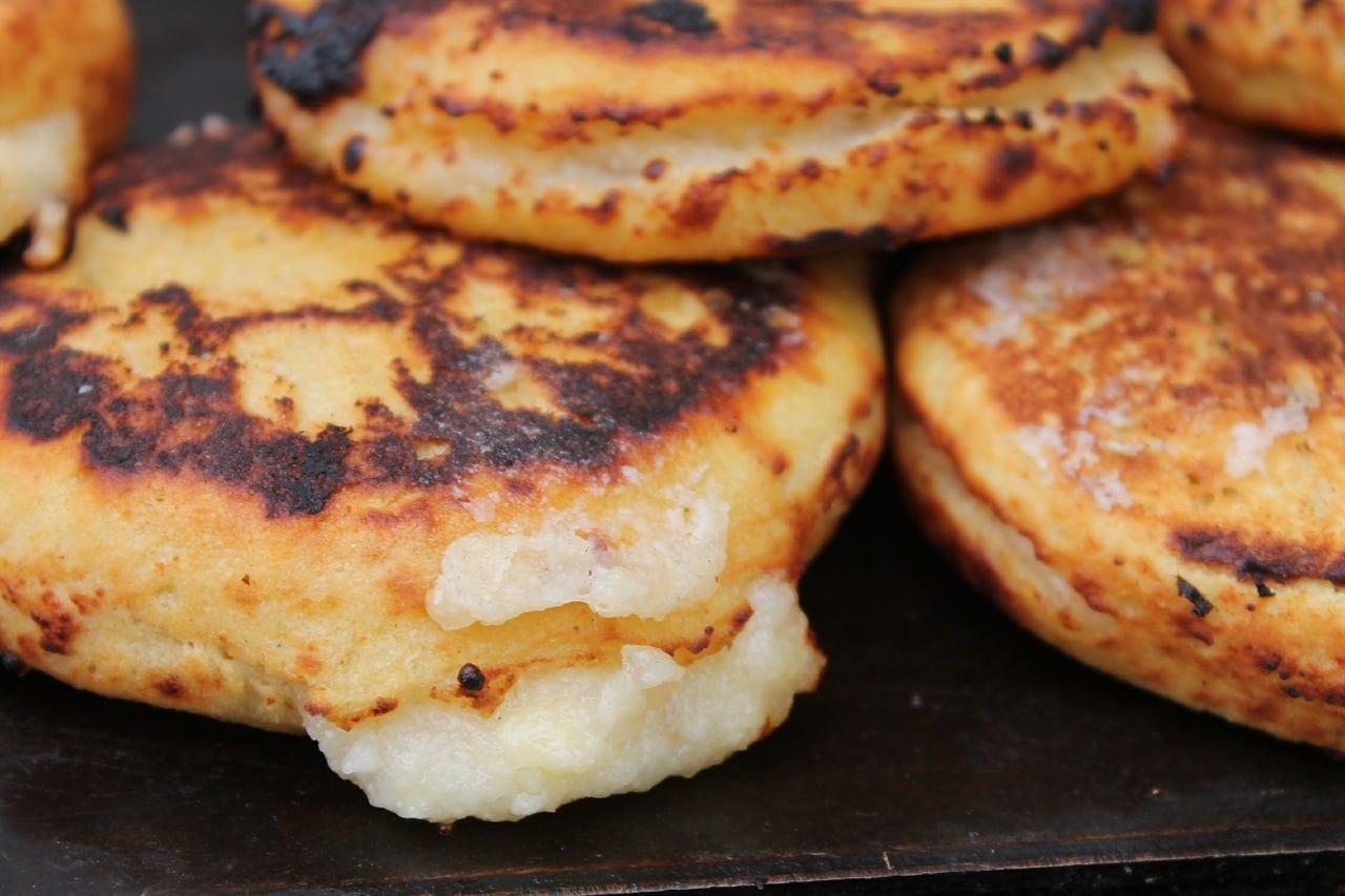 Arepas in Miami