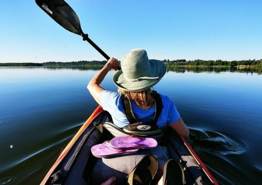 Kayaking Packing List and Prep, For A Fun Day Paddling