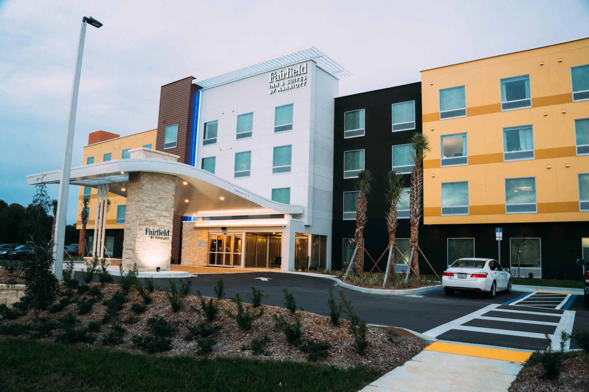 Fairfield Inn & Suites Tampa Wesley Chapel