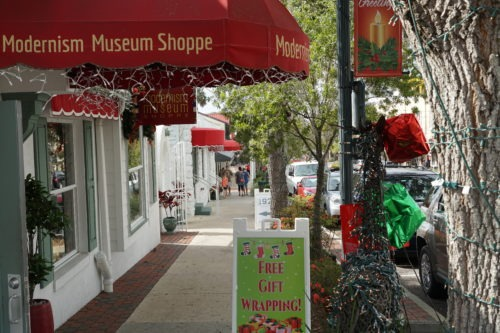shopping in mount dora florida