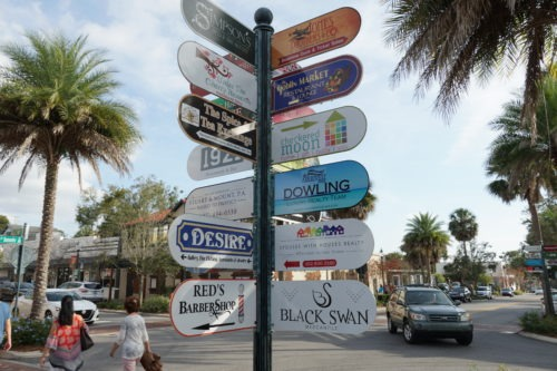Things to see in Mount Dora