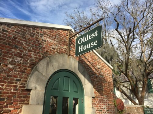orldest house in st augustine